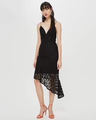 Topshop Black Lace Dresses Shopstyle Australia