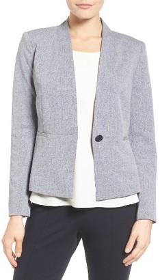 Women's Halogen Graphite Stretch Suit Jacket $139 thestylecure.com