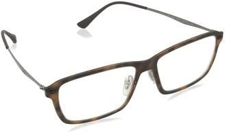 Ray-Ban Eyeglasses Vista RX 7038 5200 MATTE HAVANA