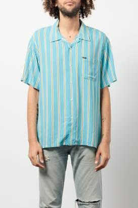 Obey Market Stripe Woven SS Shirt