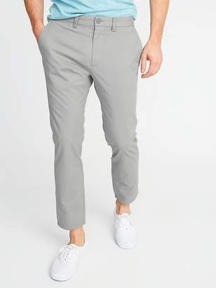 Old Navy Slim Summer-Weight Ultimate Ankle Khakis for Men