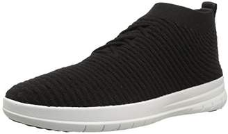 FitFlop Men's Uberknit Slip-on High Top Trainers,(43 EU)