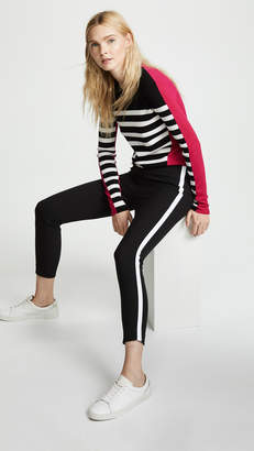 Rag & Bone Simone Pants With Stripe