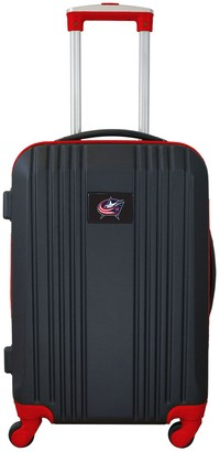 Columbus Blue Jackets 21-Inch Wheeled Carry-On Luggage