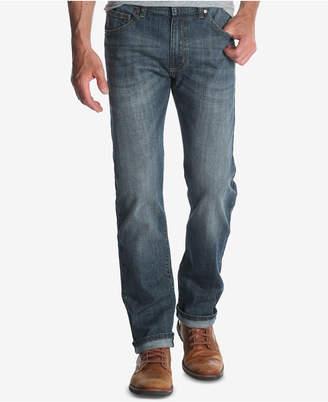 Wrangler Men Slim-Fit Stretch Jeans