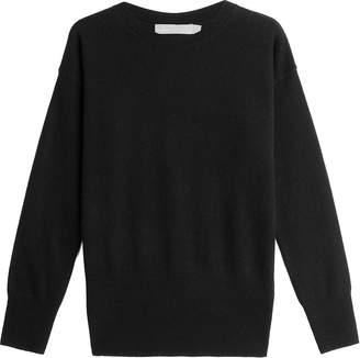 Vince Cashmere Open Back Pullover