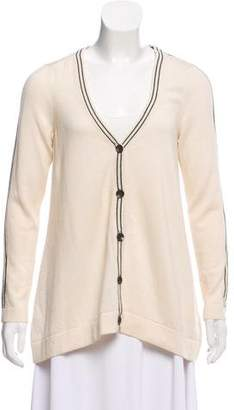 Rag & Bone Wool Long Sleeve Cardigan