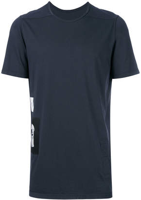 Rick Owens patch T-shirt