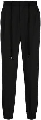 Monkey Time Contrasting Side Panel Track Pants