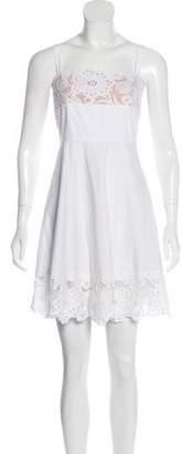 Valentino Lace Casual Dress