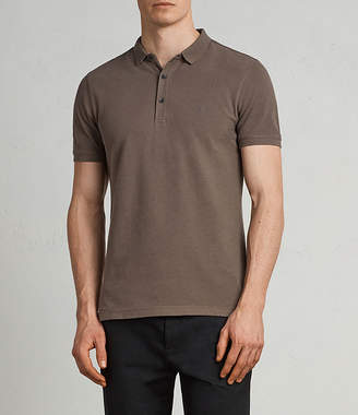 AllSaints Reform Polo Shirt