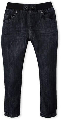 DKNY Boys 4-7) Pull On Greenwich Slim Jeans