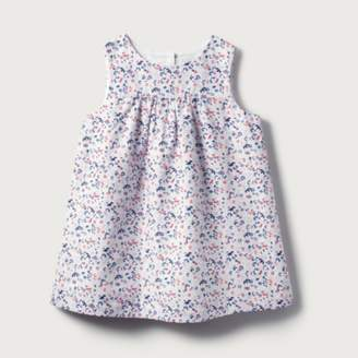 The White Company Esther Floral Pinafore