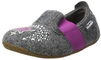 Living Kitzbühel Girls' T-Modell Einhorn & Stern Low-Top Slippers