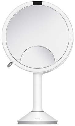 """Simplehuman NM Exclusive 8"""" Sensor Mirror Trio, White"""