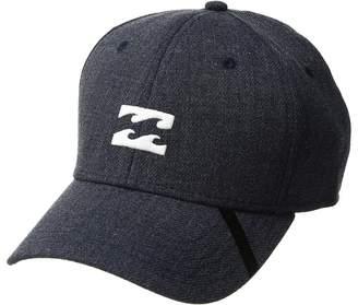 Billabong All Day Heather Stretch Cap Baseball Caps