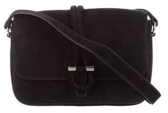 Tila March Suede Shoulder Bag