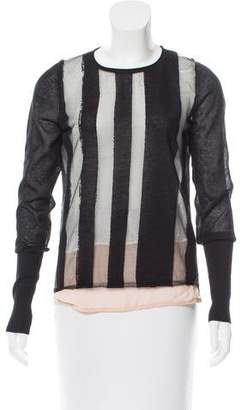 Reed Krakoff Crew Neck Sweater