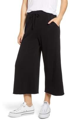 BP Wide Leg Crop Sweatpants