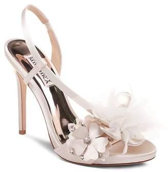 Badgley Mischka Women's Forever Embellished High-Heel Sandals