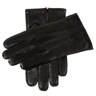 Dents Gloves Dents Shaftesbury Black Leather Touch Tech Gloves