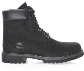 Timberland Seam-Sealed Ankle Boots