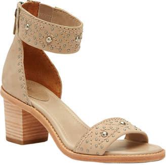Frye Brielle Deco Back Leather Sandal