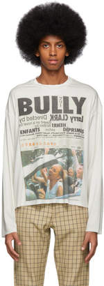 Enfants Riches Deprimes Off-White Bully Long Sleeve T-Shirt