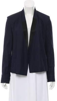 J Brand Open Front Blazer Jacket