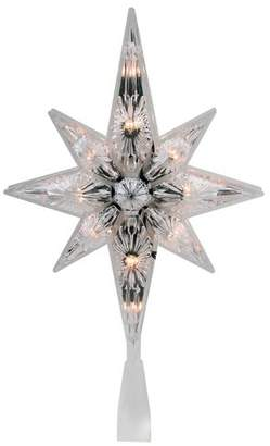 The Holiday Aisle Faceted Star of Bethlehem Christmas Tree Topper