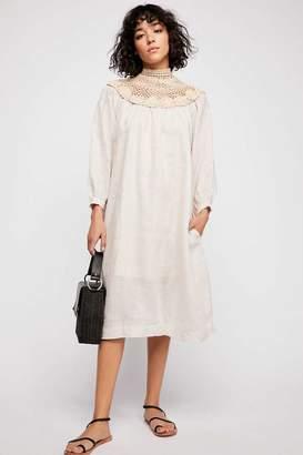 DAY Birger et Mikkelsen Innika Choo Crochet Collar Dress