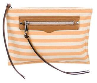 b6d3a165a58d Pre-Owned at TheRealReal Rebecca Minkoff Regan Flat Clutch w  Tags