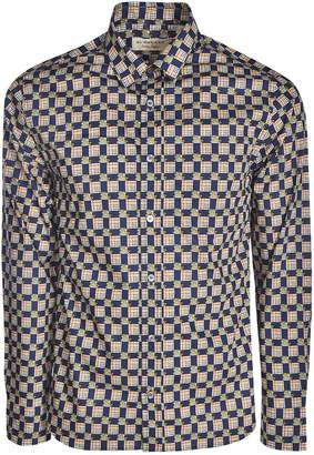 Burberry Patterned Shirt