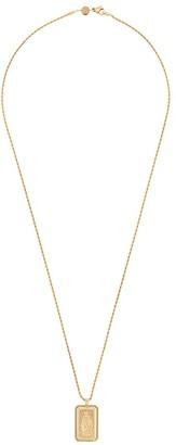 Northskull Saint necklace