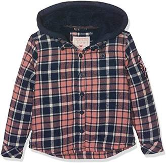 Fat Face Girl's Sherborne Shacket Blouse,8-9 Years