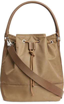 Arket Nylon Bucket Bag