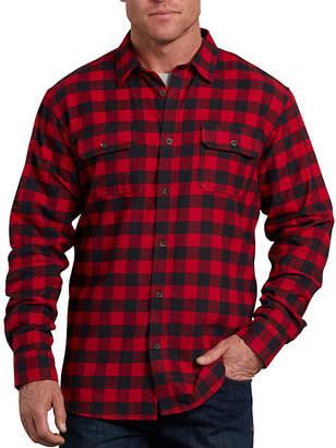 Dickies Long Sleeve Flannel Shirt