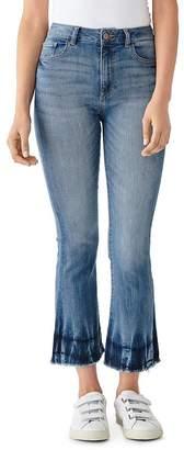 DL1961 Bridget Instasculpt Boot Jeans in Zuma