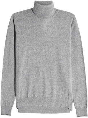 Golden Goose Turtleneck Pullover with Wool and Alpaca