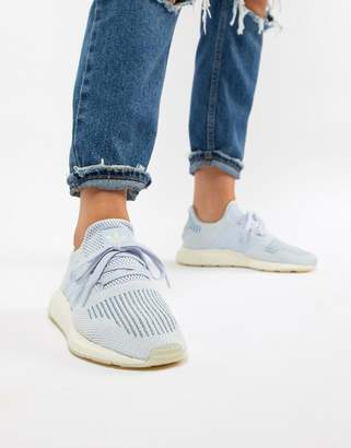 adidas Swift Run Trainers In Blue