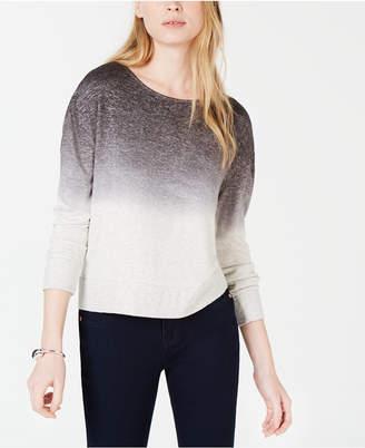 Bar III Dip-Dyed Sweater