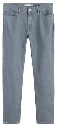 Mango Man MANGO MAN Slim-fit grey Patrick jeans