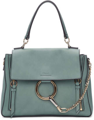 Chloé Blue Small Faye Day Bag