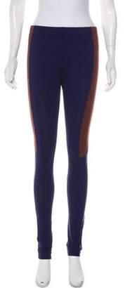 MM6 MAISON MARGIELA Colorblock Skinny Pants w/ Tags