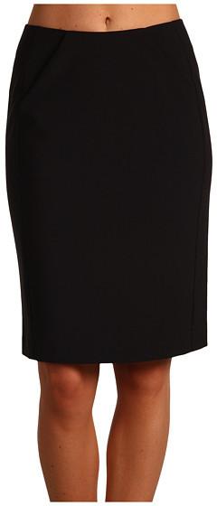 Mac & Jac - Soft and Drapey Pencil Skirt