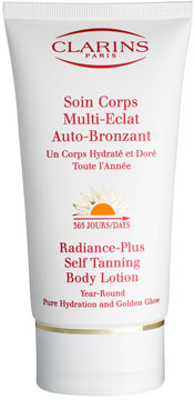 Clarins Radiance-Plus Self Tanning Body Lotion