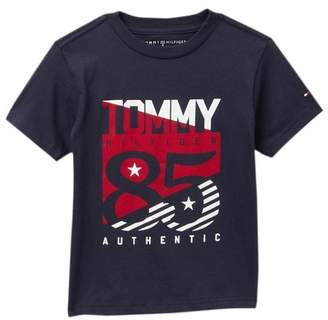 Tommy Hilfiger Venn Short Sleeve Tee (Little Boys)