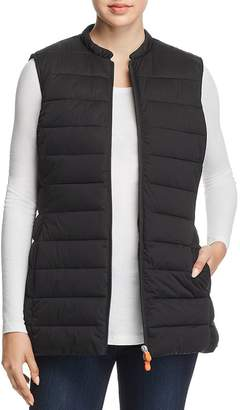 Save The Duck Faux-Fur Lined Packable Vest