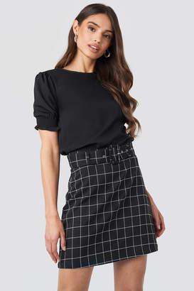 77fc8a1da Black And White Check Skirt - ShopStyle UK