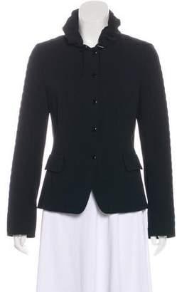 Akris Punto Textured Short Coat